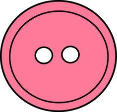 236x226 Red Button Clip Art