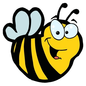 300x299 Bees Clipart Buzz 3066104