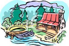 236x158 Cartoon Lake Clipart