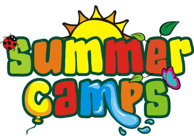 620x435 Clipart Church Camp Summer