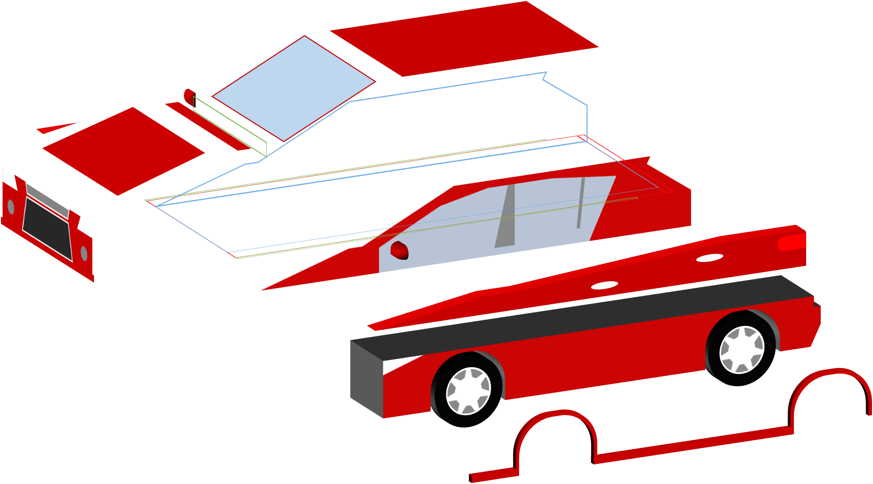 1737x964 Drawing In 3d Cars Powerpointy