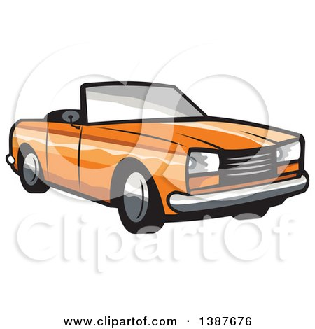 450x470 Royalty Free (Rf) Classic Car Clipart, Illustrations, Vector