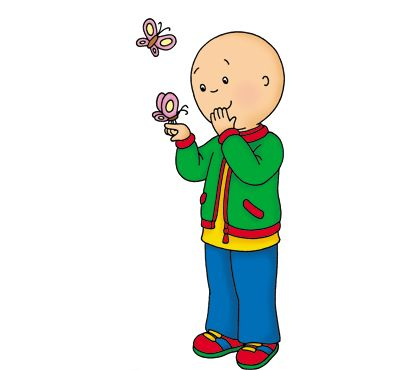 415x370 250 Best Caillou Images On Caillou, Printables