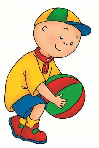 Caillou Clipart at GetDrawings com | Free for personal use