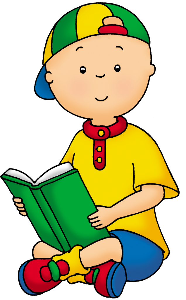 636x1024 Back To School With Our Favorite Caillou Episodes!