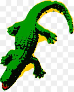 260x320 Alligator Crocodile Animation Clip Art