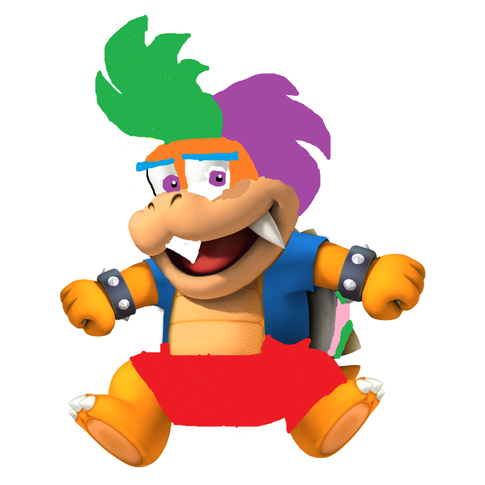 1000x1000 Cain Koopa Koopaling Wiki Fandom Powered By Wikia