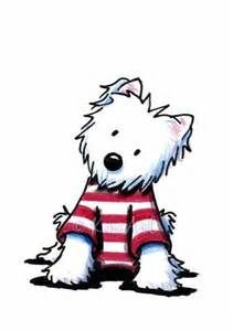 211x300 West Highland Terrier Clipart