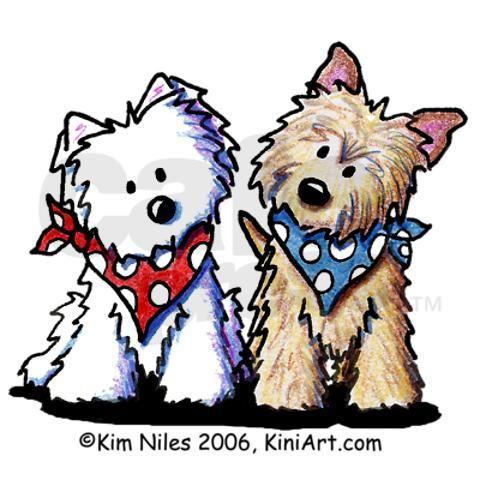 480x480 Westie Amp Cairn Terrier Stainless Steel Travel Mug Cairn Terriers