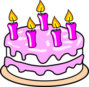 298x291 Birthday cake clip art free clipart images