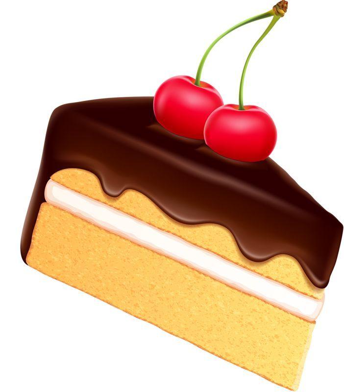 702x800 Clipart Cake Slice Cake Recipe