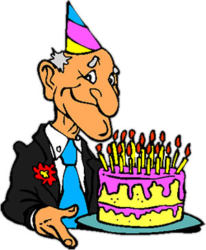 300x365 Birthday Cake Clip Art Free Animated