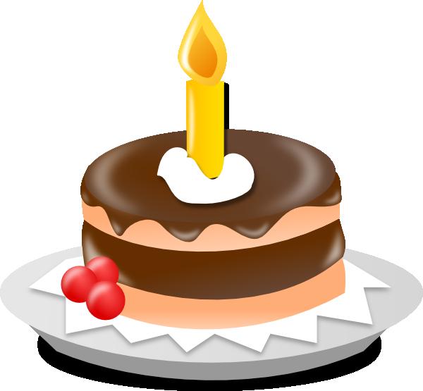 600x555 Cake Clipart Free Clipartmonk