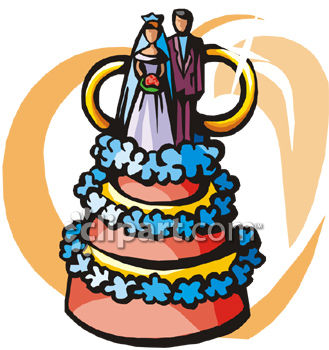 329x350 Clip Art Anniversary Cake Icecream Decorated With Strawberries And