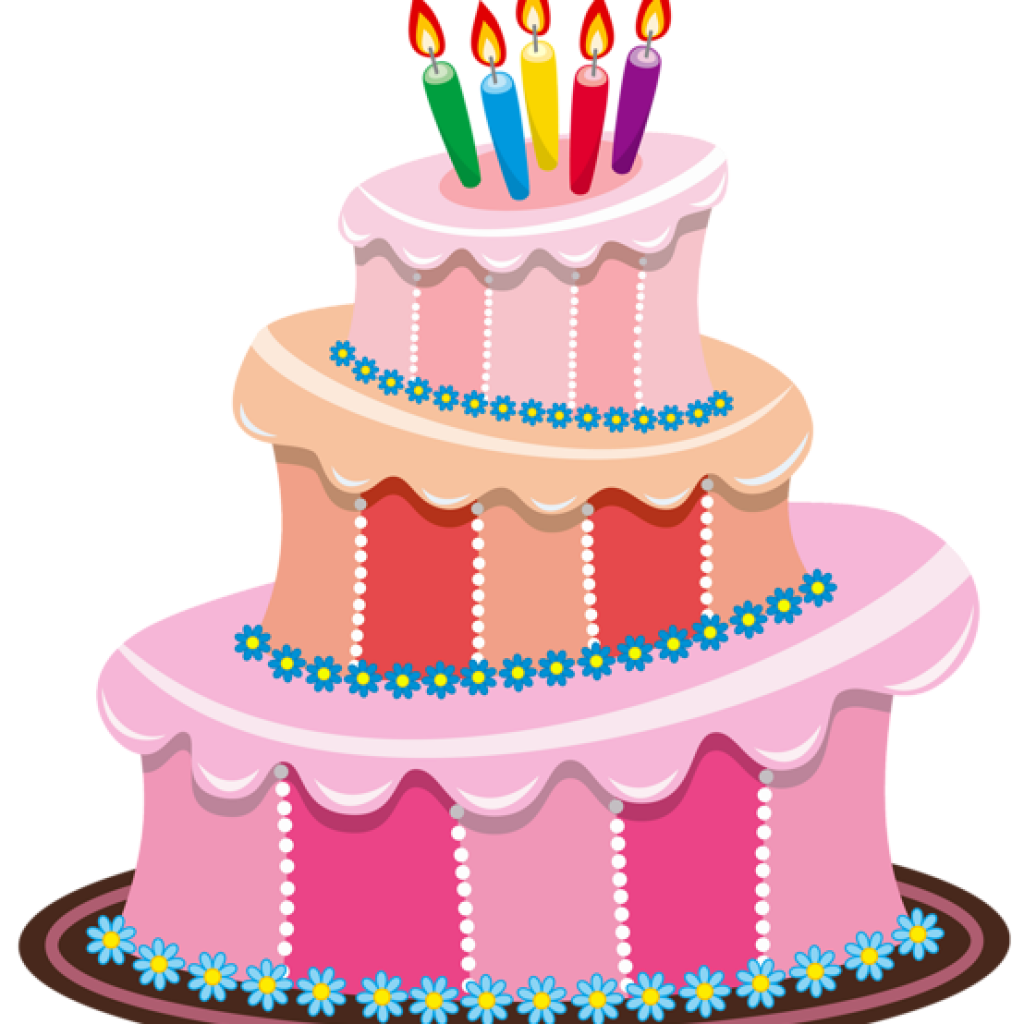 1024x1024 Birthday Cake Clip Art Free wave clipart