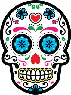 236x312 Day Of The Dead Skull Free Vector For Free Download (About 2 Files