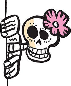 250x302 80 Best Calavera Kawaii Images On Sugar Skulls, Day