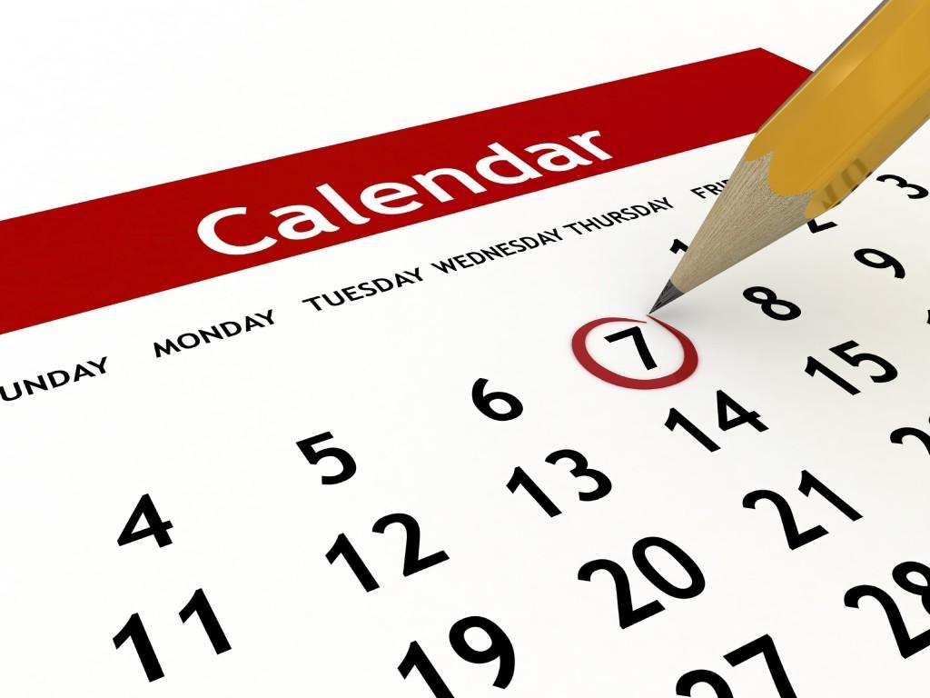 1024x768 Calendar Clip Art Calendar Clipart And Graphics Downloadclipart