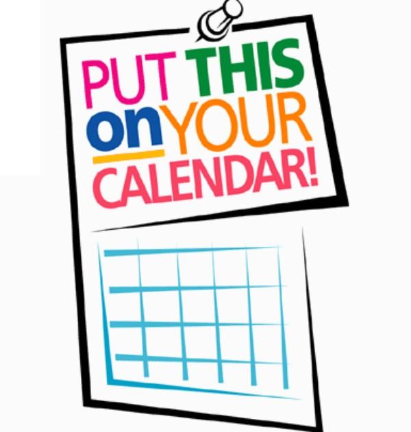 600x630 Mark Your Calendars Ptsa Meetings