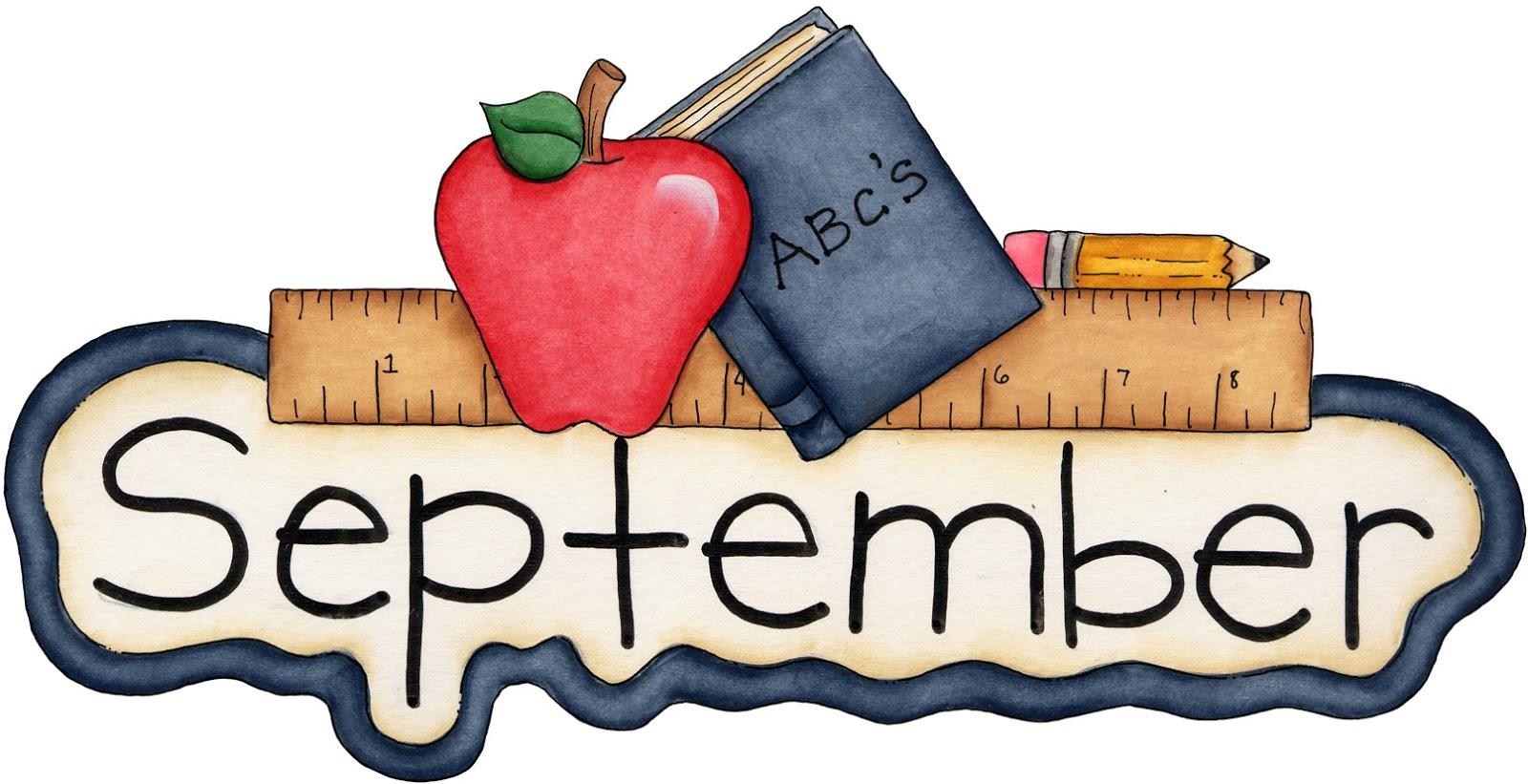 1600x821 2017 September Calendar St. Bernard's Elementary School