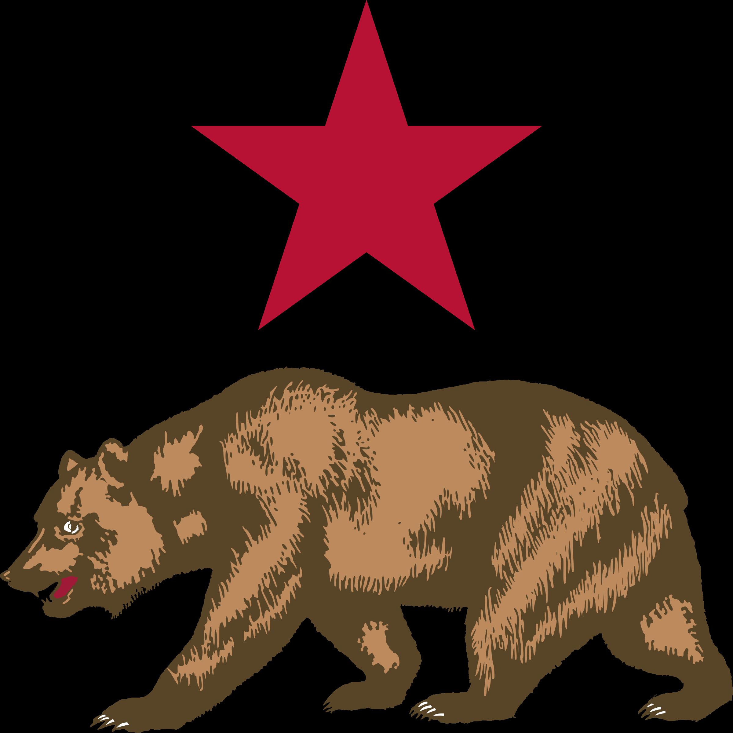 California Flag Clipart At GetDrawings