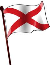 162x210 State Flag Clipart Collection