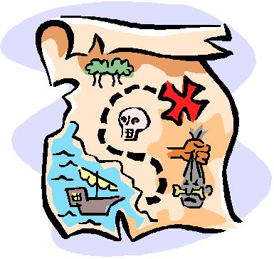 California Gold Rush Clipart