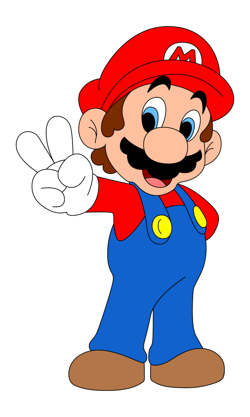 1024x1706 Collection Of Mario And Luigi Clip Art High Quality, Free
