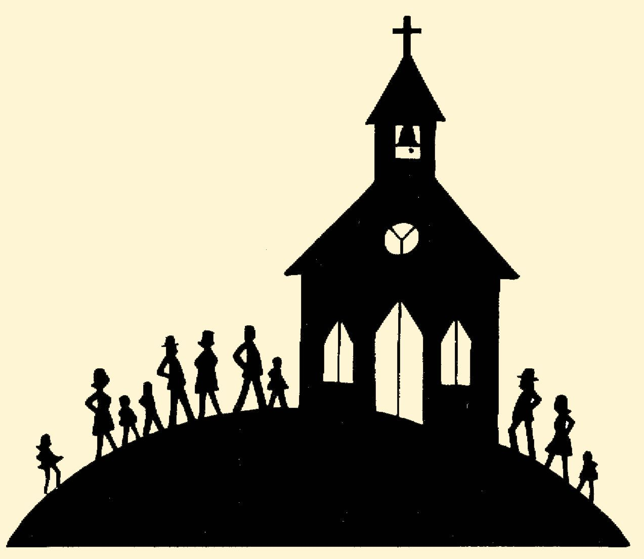 1273x1105 People In Churches The Church