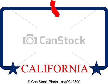 450x351 California State Vector Clipart Illustrations. 2,874 California