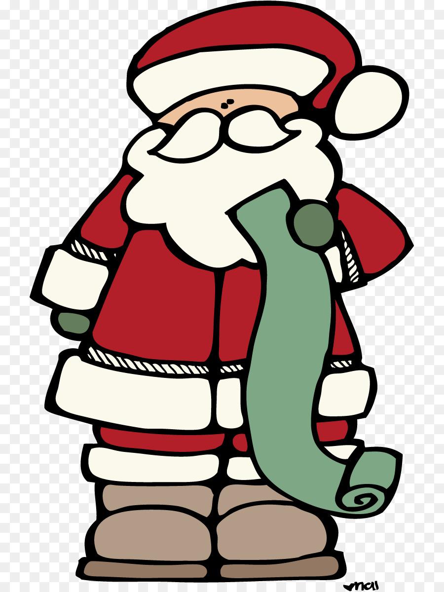 900x1200 Christmas Santa Claus Drawing Clip Art