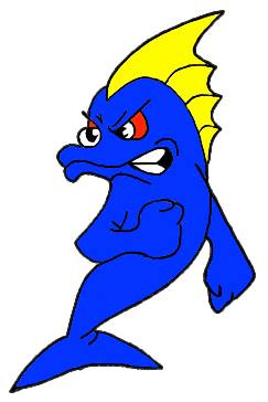 243x364 Call Of Duty Clipart Different Fish
