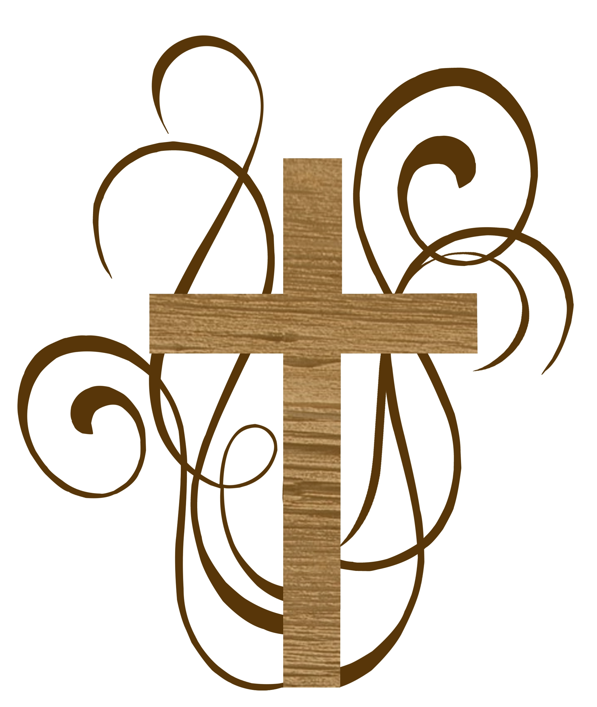 2028x2400 New Catholic Cross Clipart Collection