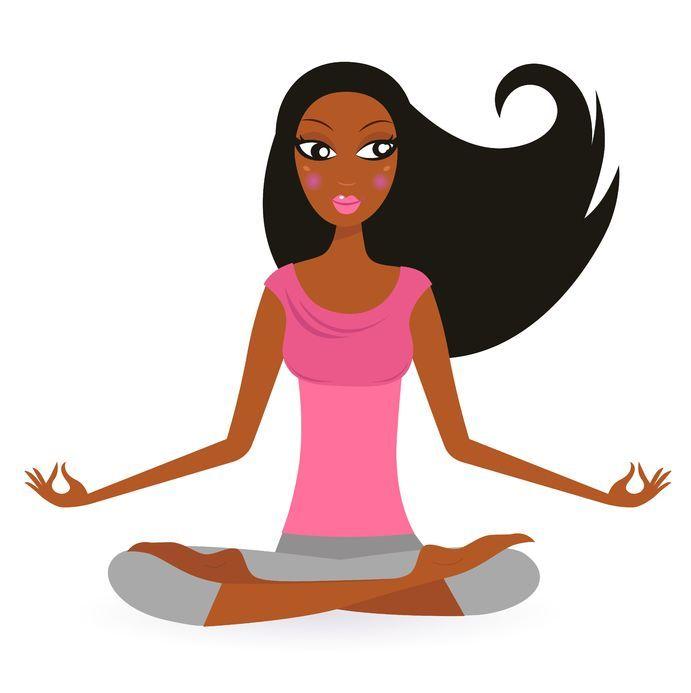 691x693 Yoga Clipart Calm