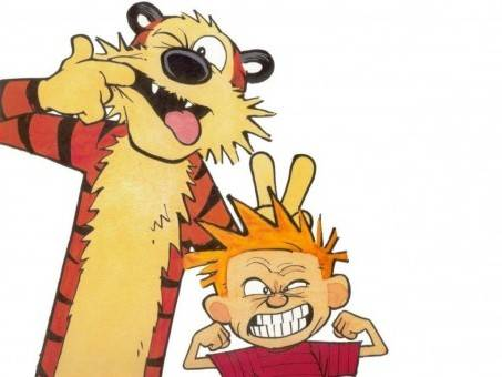 453x340 Best Of Book Riot 16 Things Calvin And Hobbes Said Better Than