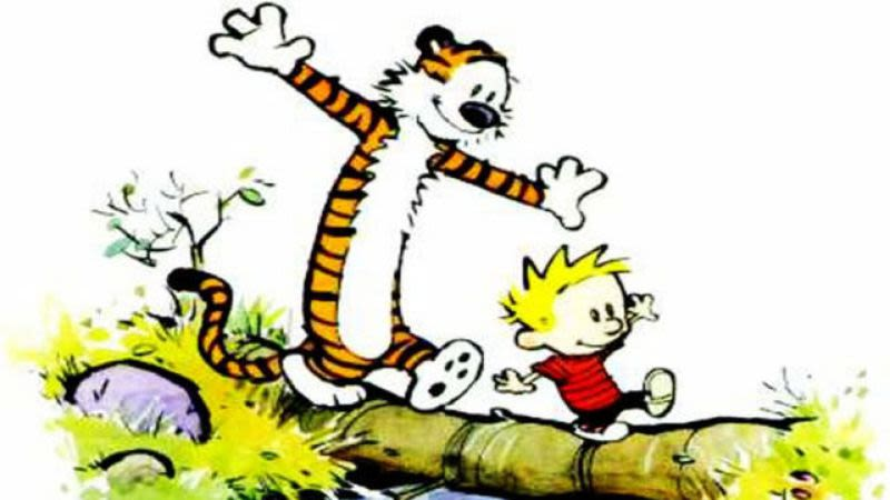 800x450 Calvin And Hobbes' Bill Watterson Is Auctioning Off His Original
