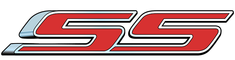 800x204 Camaro Ss Metal Sign Chevymall