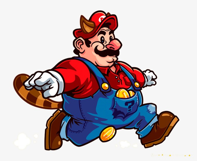 650x532 Raccoon Mario, Fatty, Camouflage, Mario Png Image And Clipart