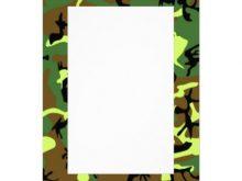 220x165 Camo Border Clip Art Plant Clipart