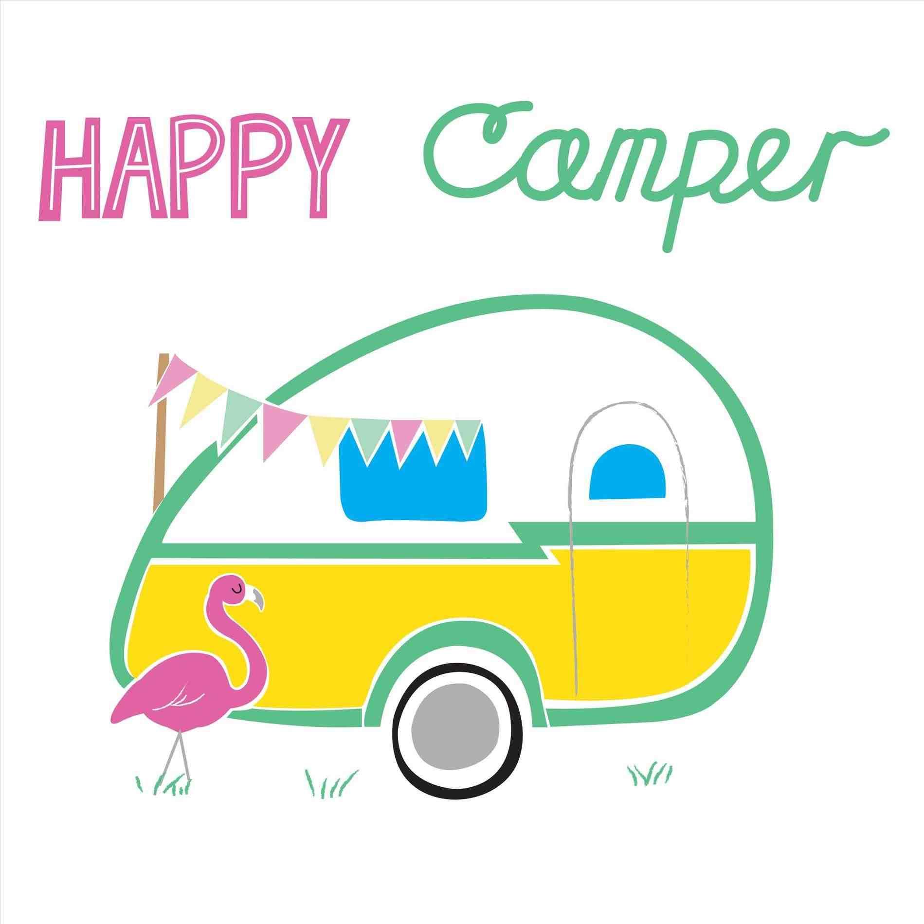 1899x1899 U Kampett And Rhpublizzitycom Teardrop Vintage Camper Clipart