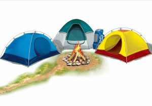 300x210 Free Download Clip Art On Family Camping Clipart