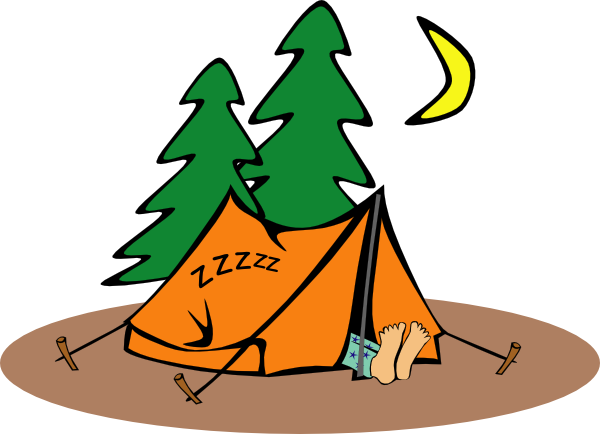 600x434 Homey Inspiration Camp Clipart Clip Art At Clker Com Vector Online
