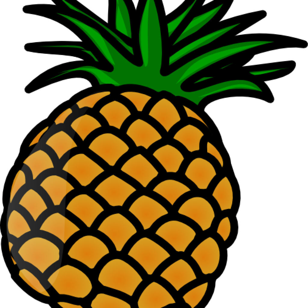 1024x1024 Pineapple Clipart Camping Clipart