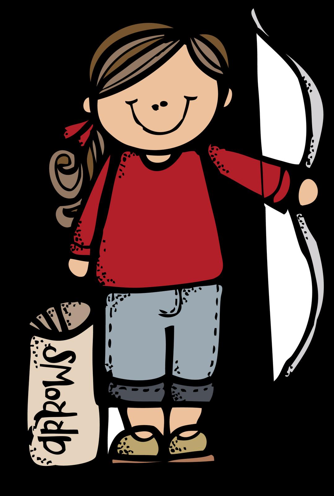 1079x1600 Melonheadz Lds Illustrating Girls Camp Illustrations