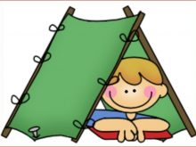 220x165 Free Clipart Camping Free Camping Images For Kids Boy Scout