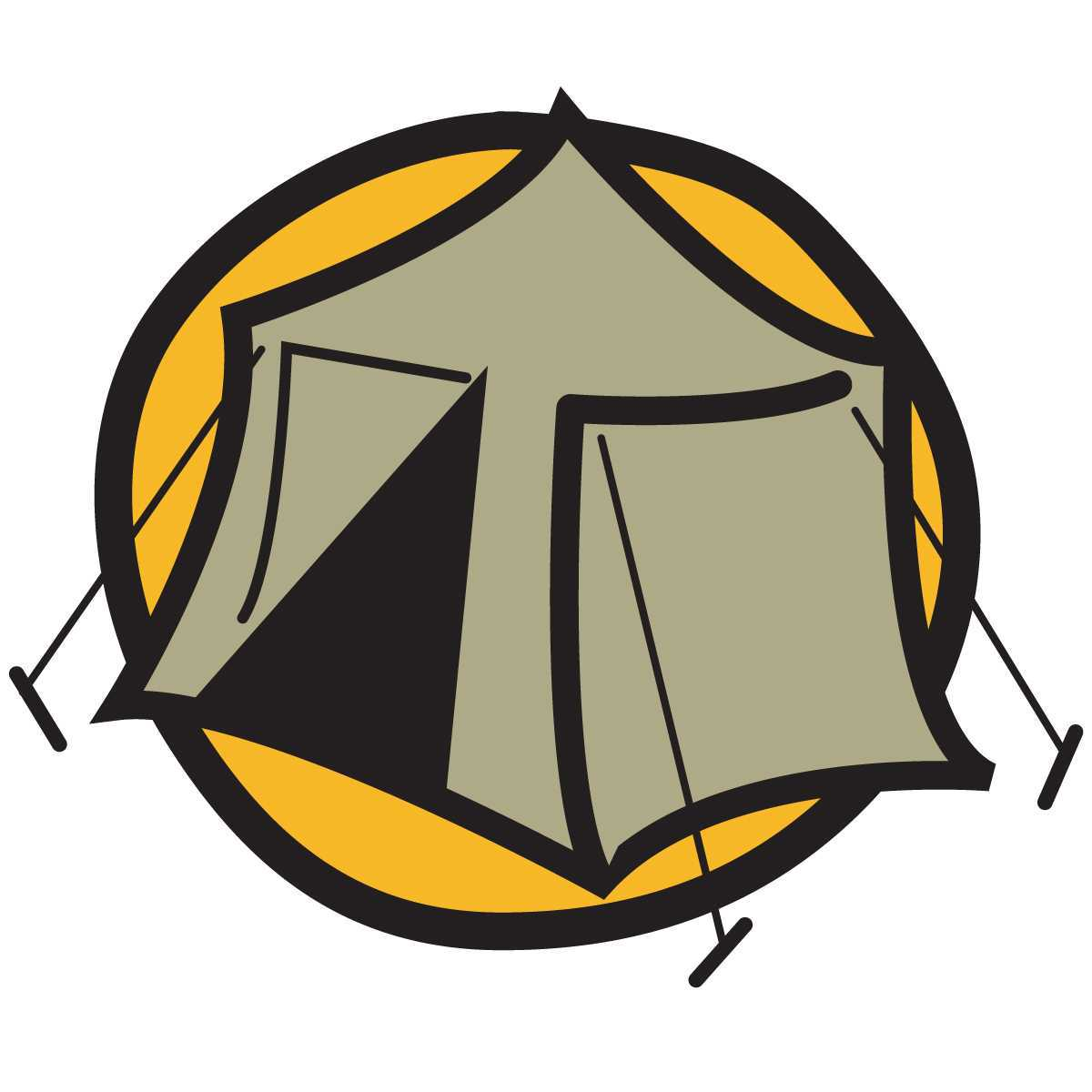 1200x1200 Camping Tents Clip Art Lovely Tent Camping Pictures Free Download