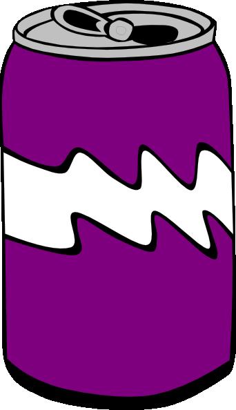 342x594 Clipart Can Purple Can Clip Art