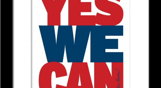 550x300 Yes We Can Clipart
