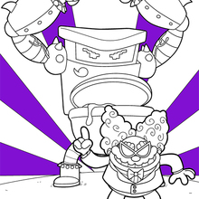 220x220 Captain Underpants Coloring Pages