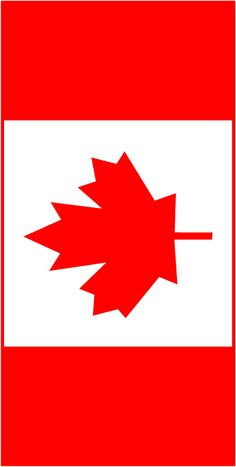 236x467 Free Printable With This Page. Click. Canadian Flag Maple Leaf